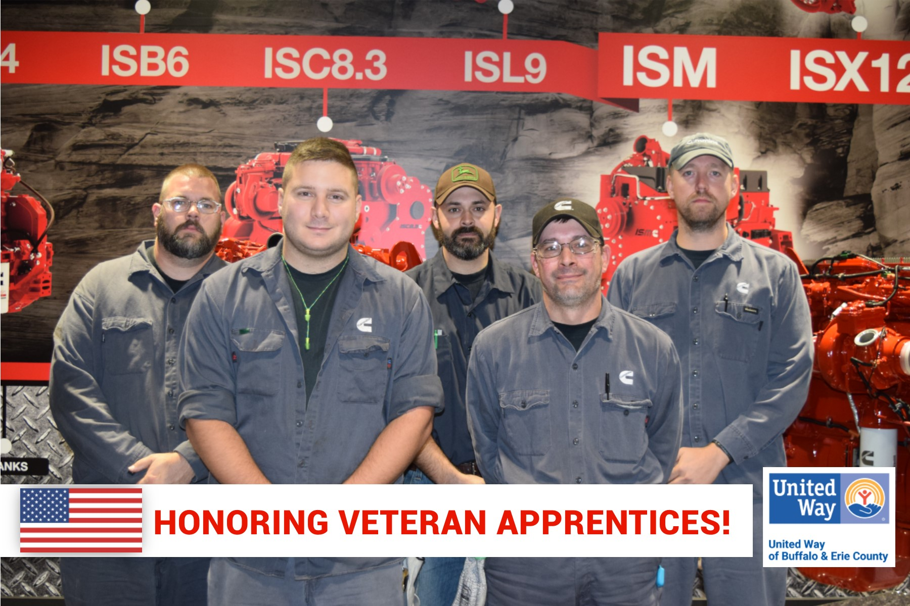 AAI of WNY: Veterans in Manufacturing Image
