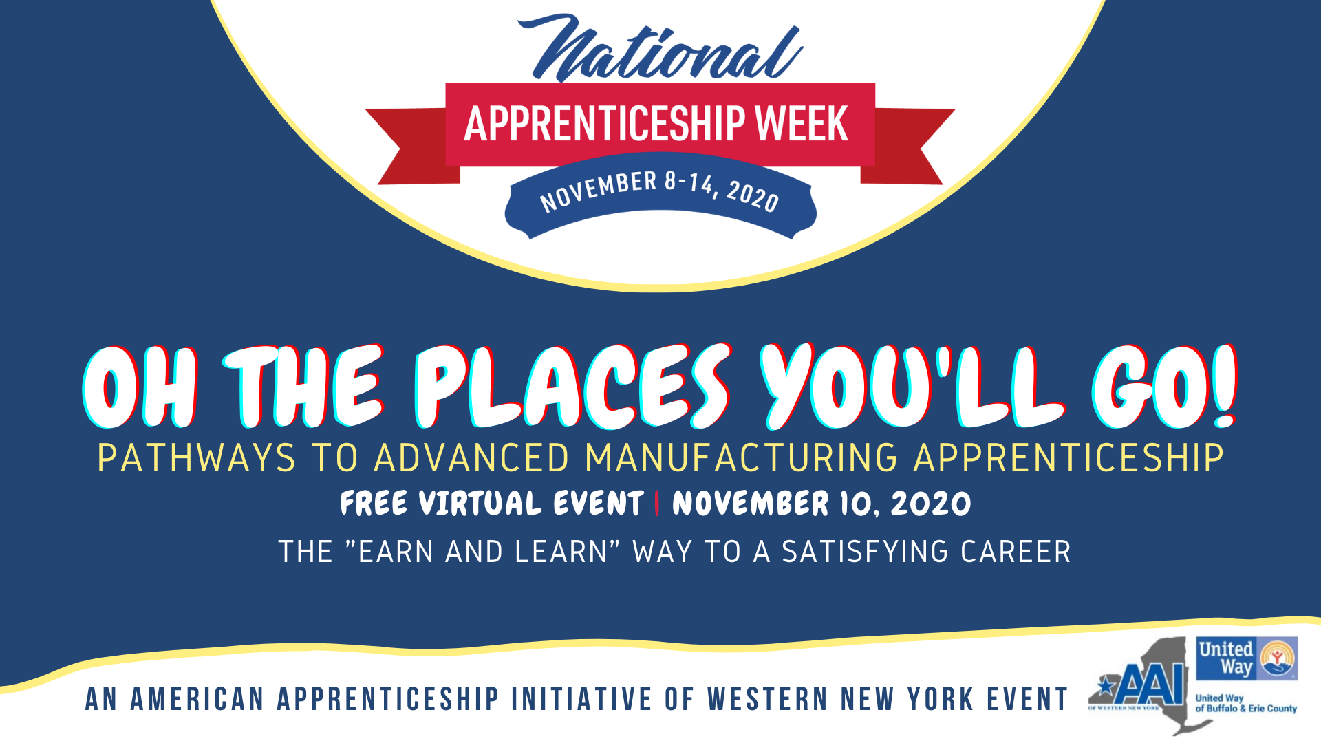 AAI of WNY: Pathways to Advanced Manufacturing  Apprenticeship Image