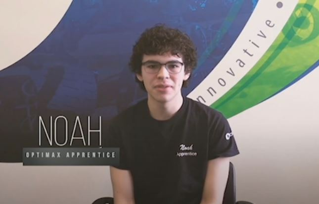 AAI of WNY: Apprentice Noah Placed 3rd in JFF Contest Image