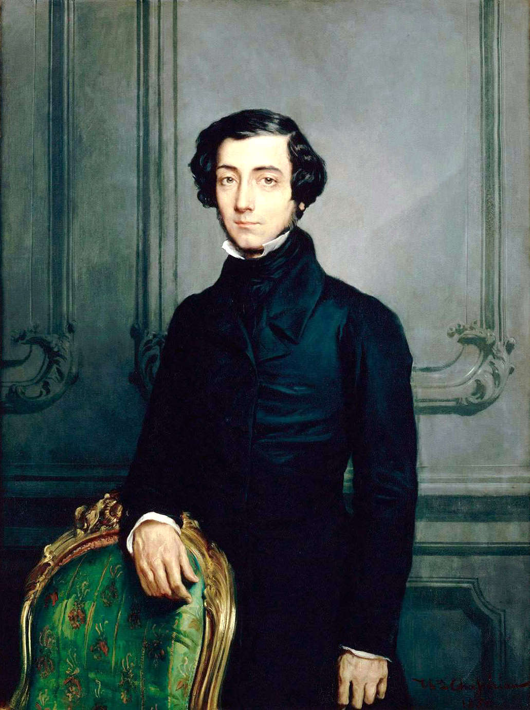 All About Tocqueville Image