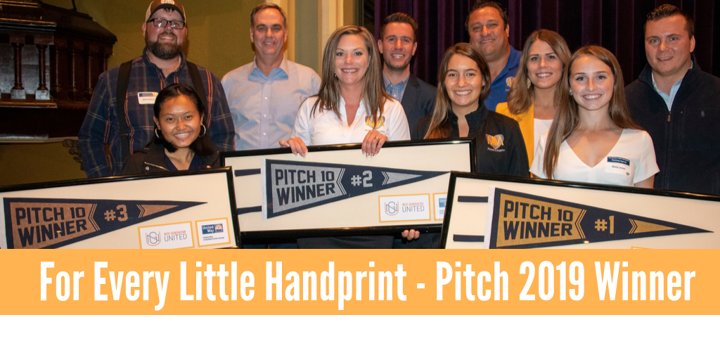 Pitch 10's  Winner For Every Little Handprint Plans to Expand in Second Year Image