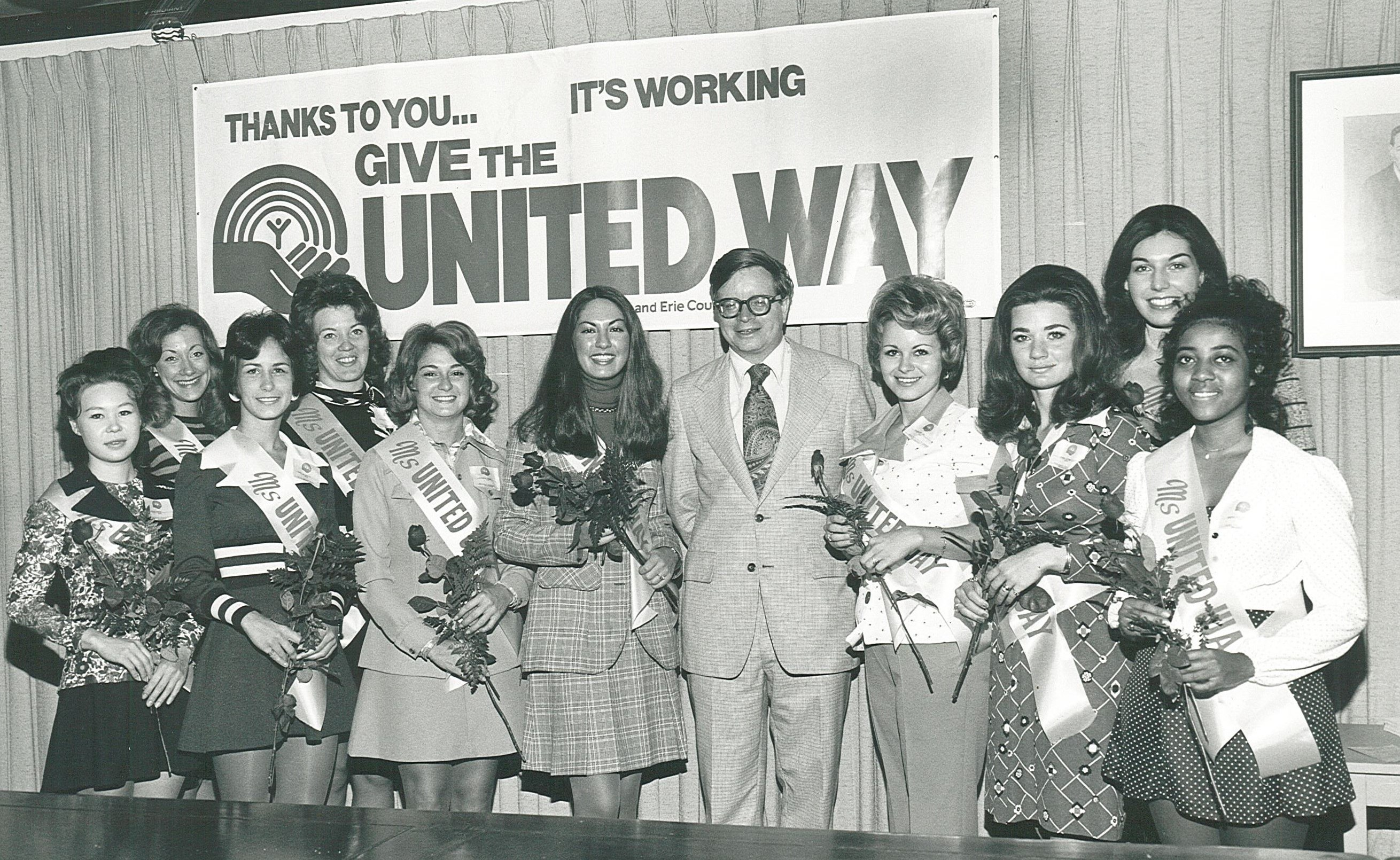 An Old Tradition: Miss United Way Image