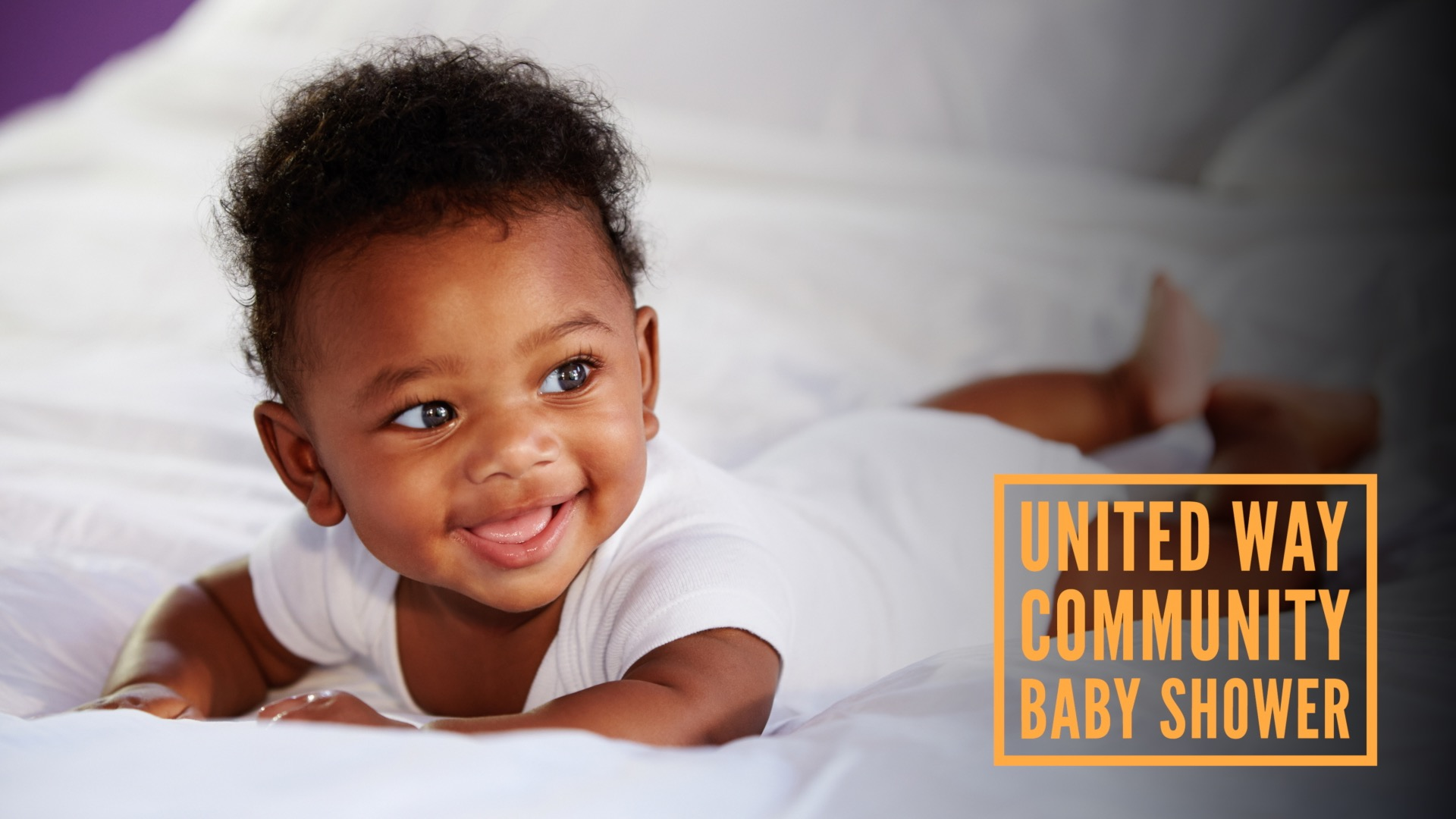 Help Newborns and Mothers by Participating in our 10th Annual Community Baby Shower Image