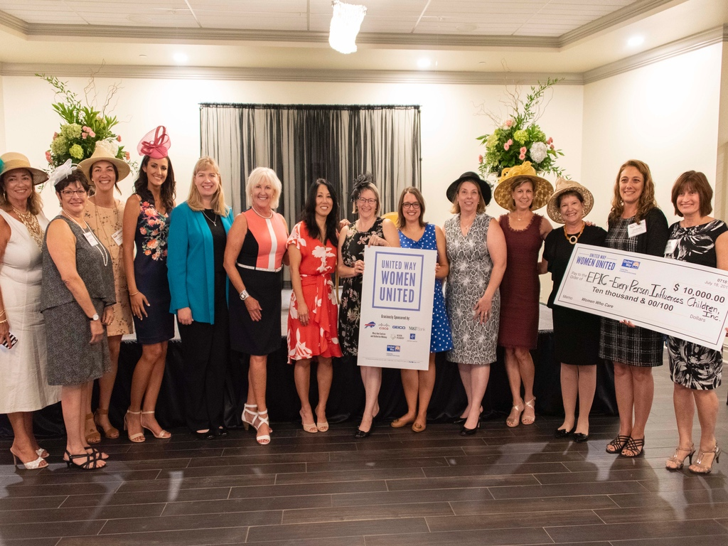 Women United Hosts Their 6th Annual Women Who Care Event Image