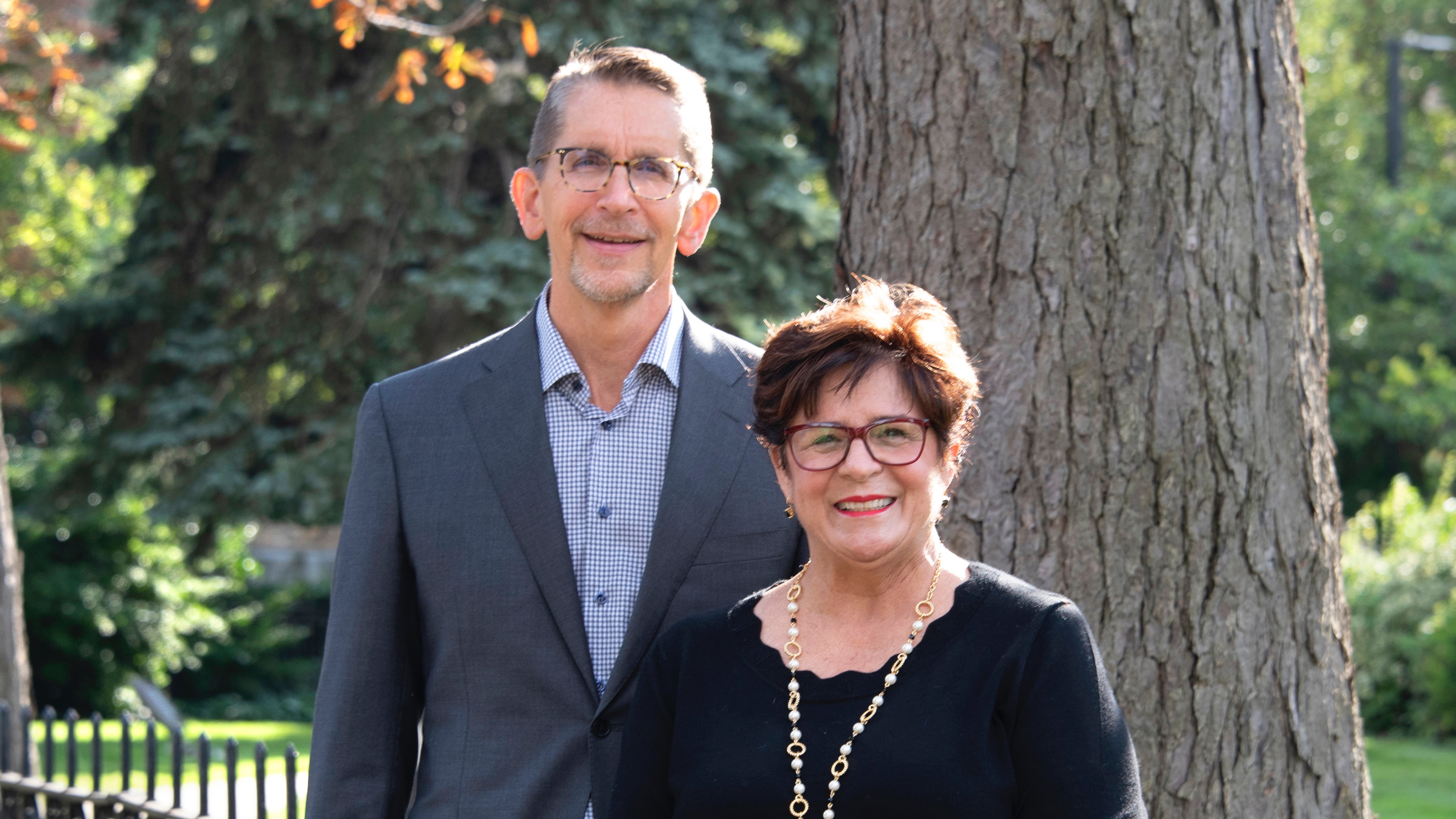 Q & A: Get To Know Our Campaign Co-Chairs Debbie Hayes and Keith Stolzenburg Image