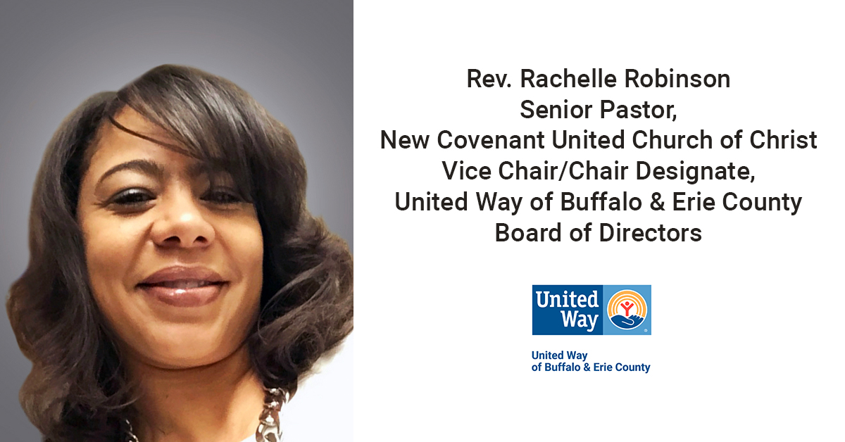 Get To Know Rev. Rachelle Robinson Image