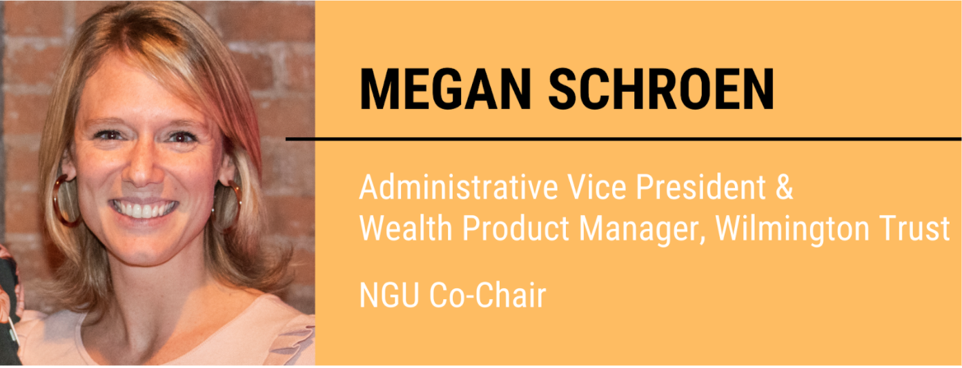 NGU SPOTLIGHT: GET TO KNOW YOUR NGU CO-CHAIR, MEGAN Image