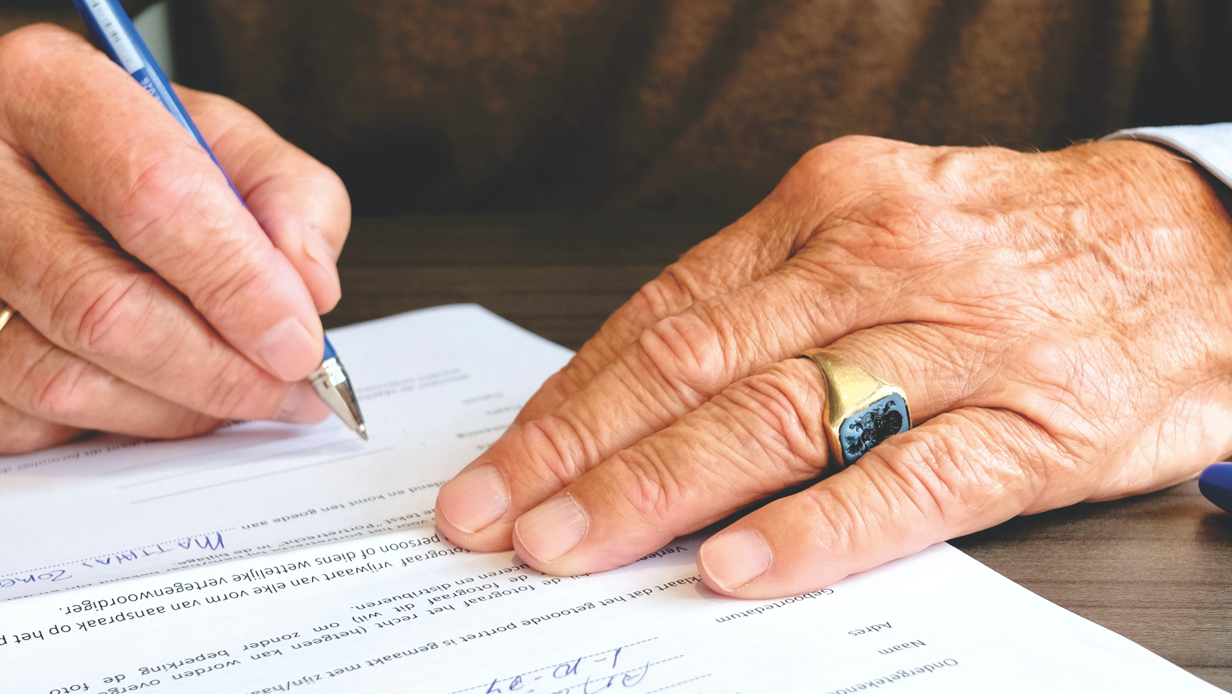 Estate Planning Awareness Week: Create And Update Your Will Image